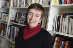 Caroline de Haas militante contre la loi El Khomri AFP / DOMINIQUE FAGET