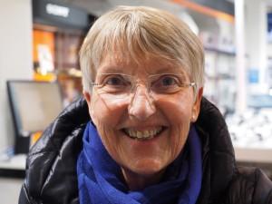 Kirsten Myhr, experte norvégienne de pharmacovigilance et membre de la Commission d'évaluation du risque de pharmacovigilance (PRAC) de l'Agence européenne du médicament), et membre du réseau Health Action International Europe