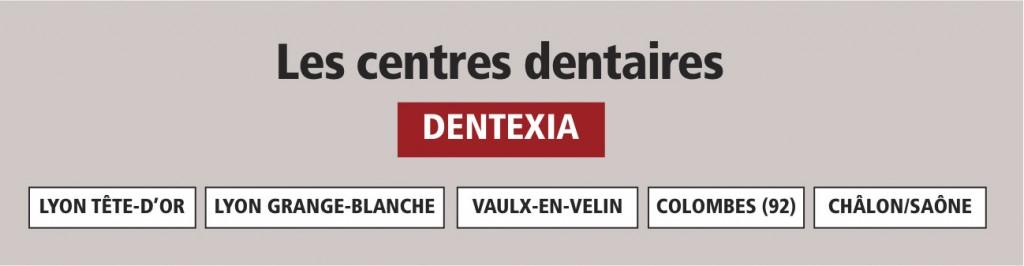 Les centres dentexia