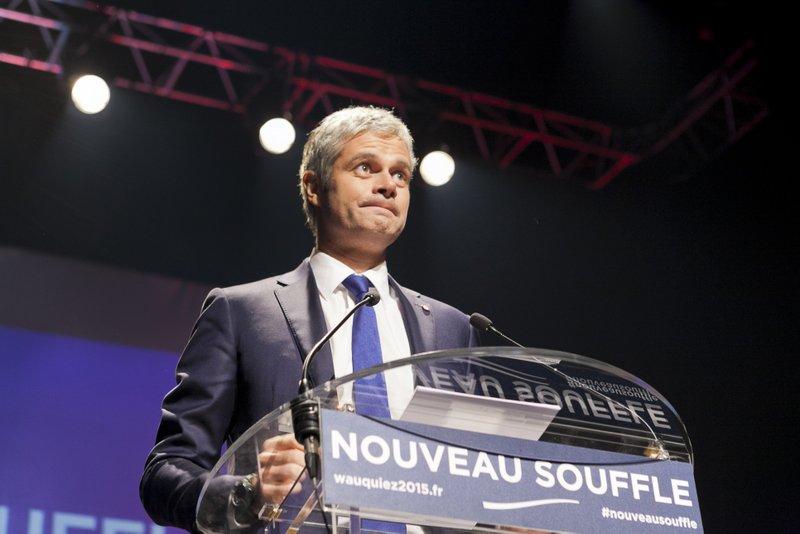 Laurent Wauquiez, le dernier des détachés