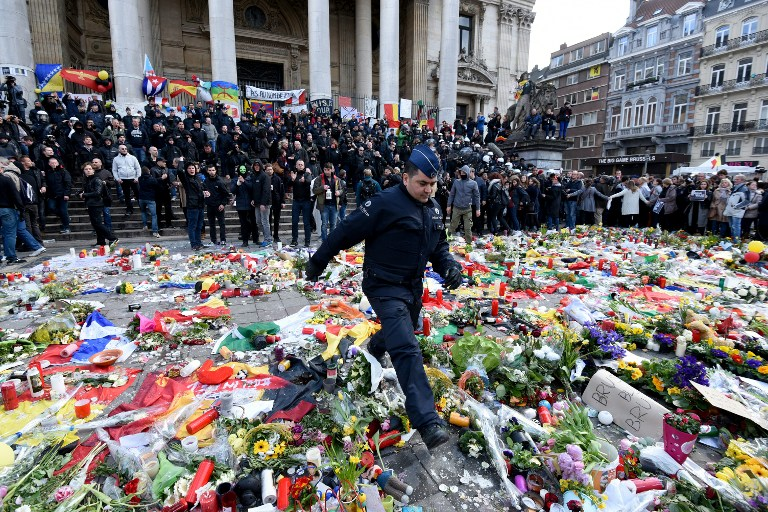Face au risque terroriste, l'Europe tente d'avancer sur la sécurité