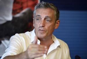 Philippe Saurel, maire de Montpellier © Pascal Guyot, AFP.