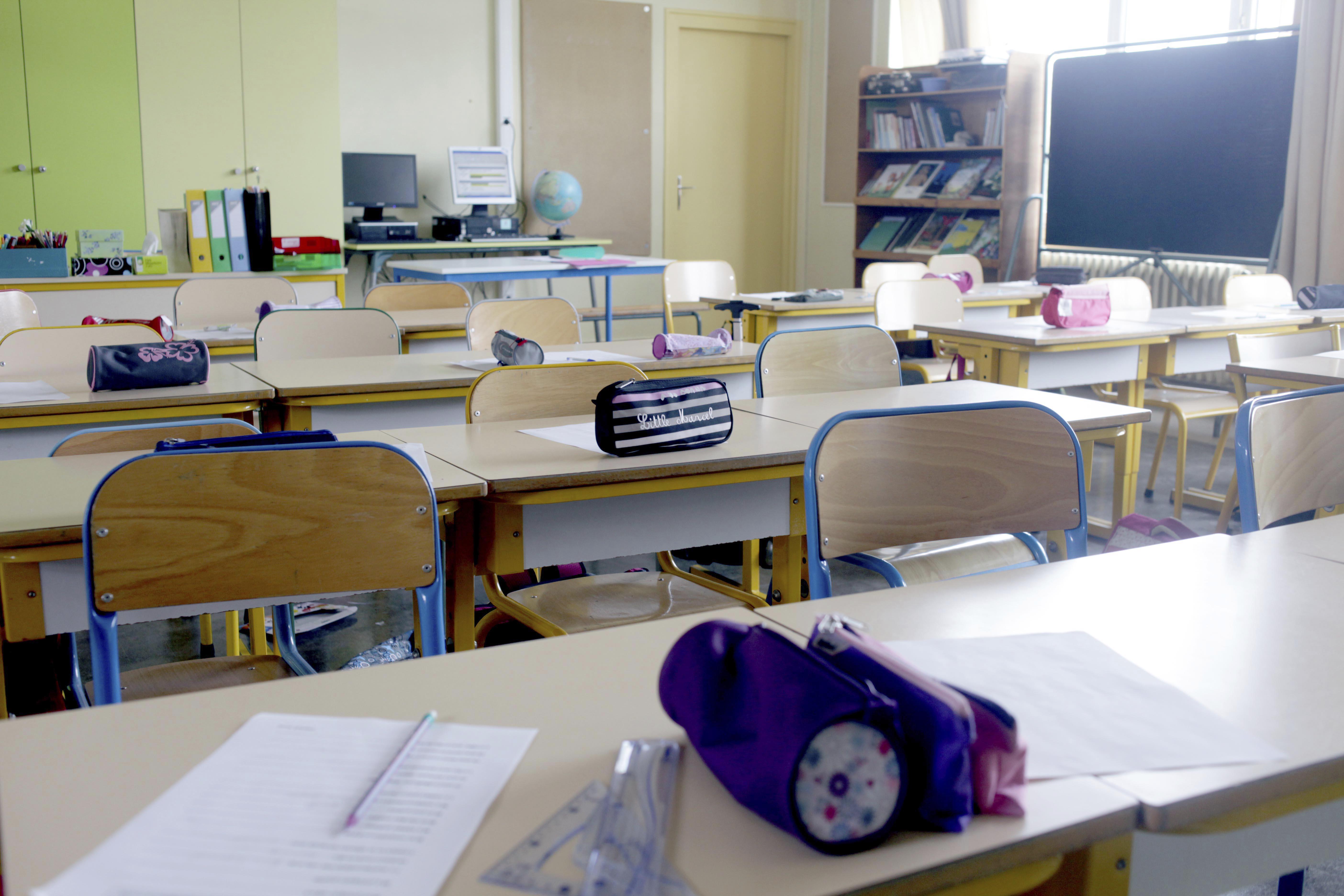 Amiante dans les écoles: parents d'élèves et enseignants toujours mal informés