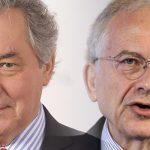 Marcel Rogemont et Olivier Schrameck,