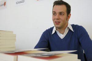 Thomas Dietrich, romancier et ex-secrétaire général de la CNS ©Mathilde Régis