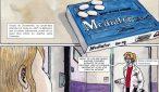 Mediator - la BD - dessin de une