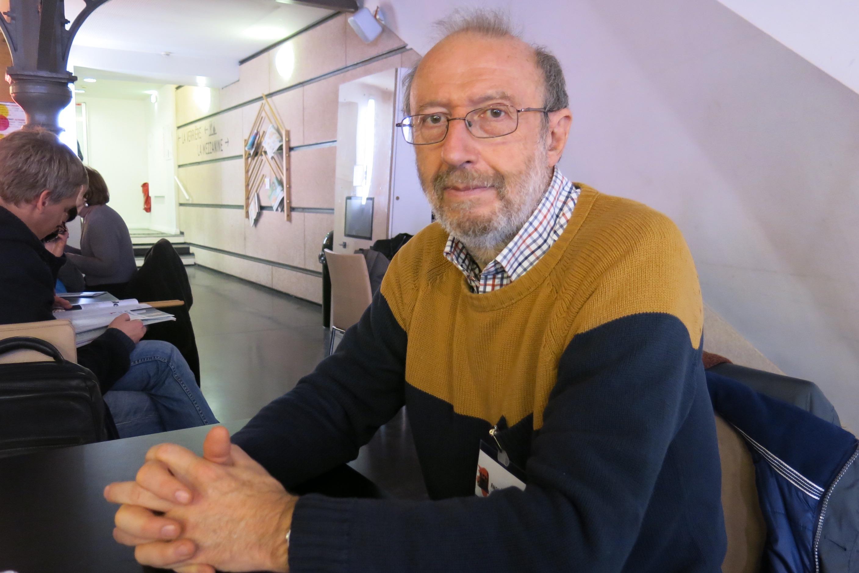 """André Cicolella: """"Le discours dominant sur le cancer du sein se veut rassurant alors que c'est une pandémie"""""""