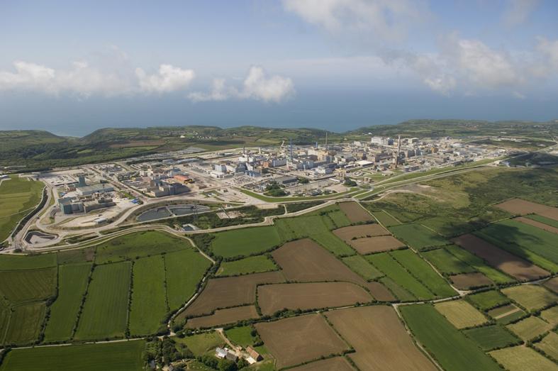 Nucléaire: des défaillances à l'origine de la pollution radioactive autour du site de LaHague