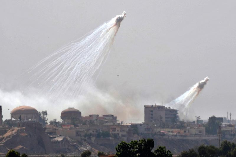 Bombes au phosphore
