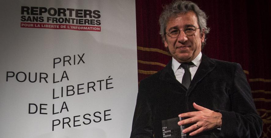 Can Dundar, journaliste turc poursuivi par Erdogan et Interpol