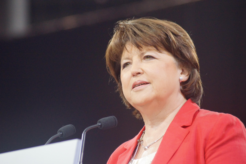 Détachée du Conseil d'État pendant 18ans, Martine Aubry répond au Lanceur