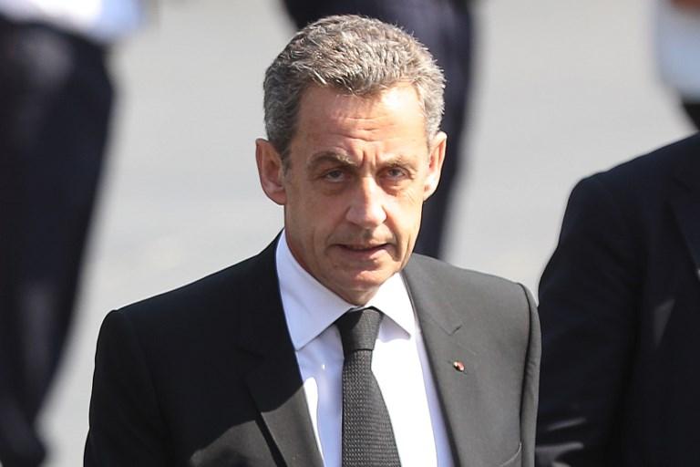 Nicolas Sarkozy en garde à vue pour les soupçons de financement libyen de sa campagne de 2007