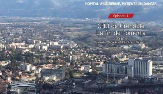 """Des médecins sous pression témoignent de la """"logique comptable"""" au CHU de Grenoble"""