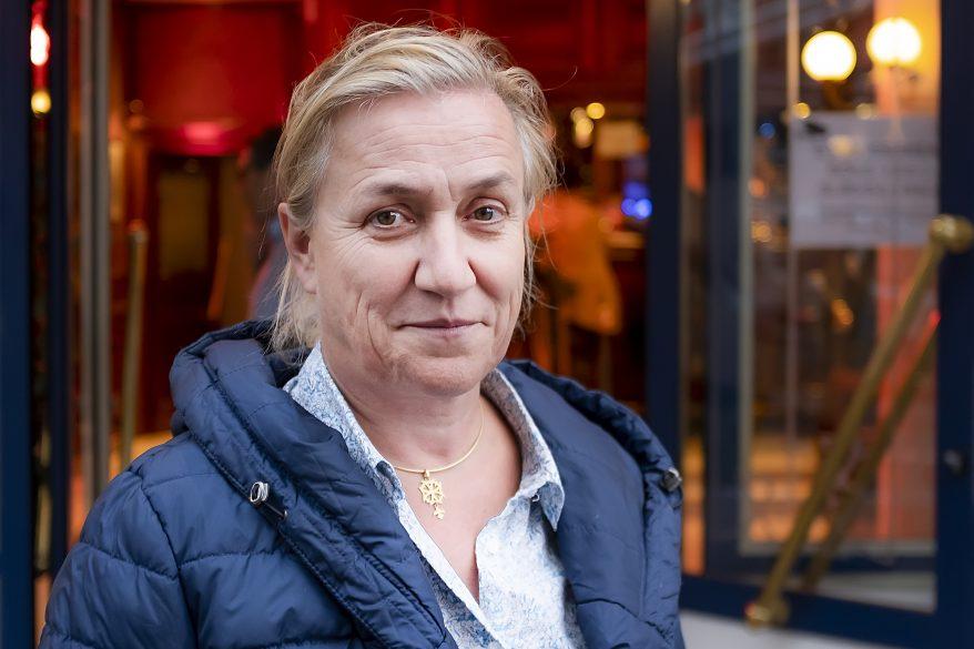 Tournée du Lanceur: ovation pour Irène Frachon