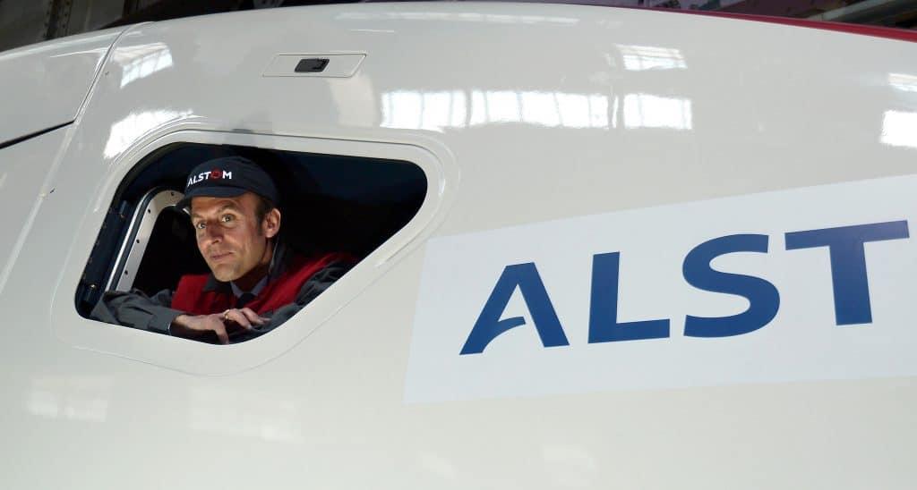 Vente d'Alstom: Anticor porte plainte, le PNF saisi sur le rôle de Macron